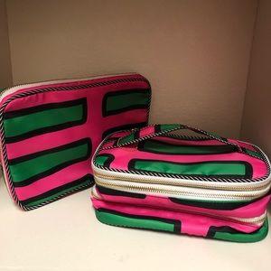 Cosmetic Bag Set of 2